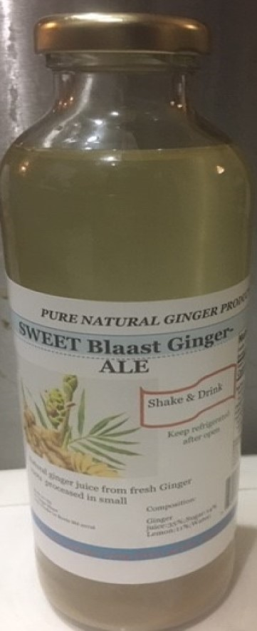 Ginger Blaast Sweet-Blaast-Gingerale- Frequently Asked Questions