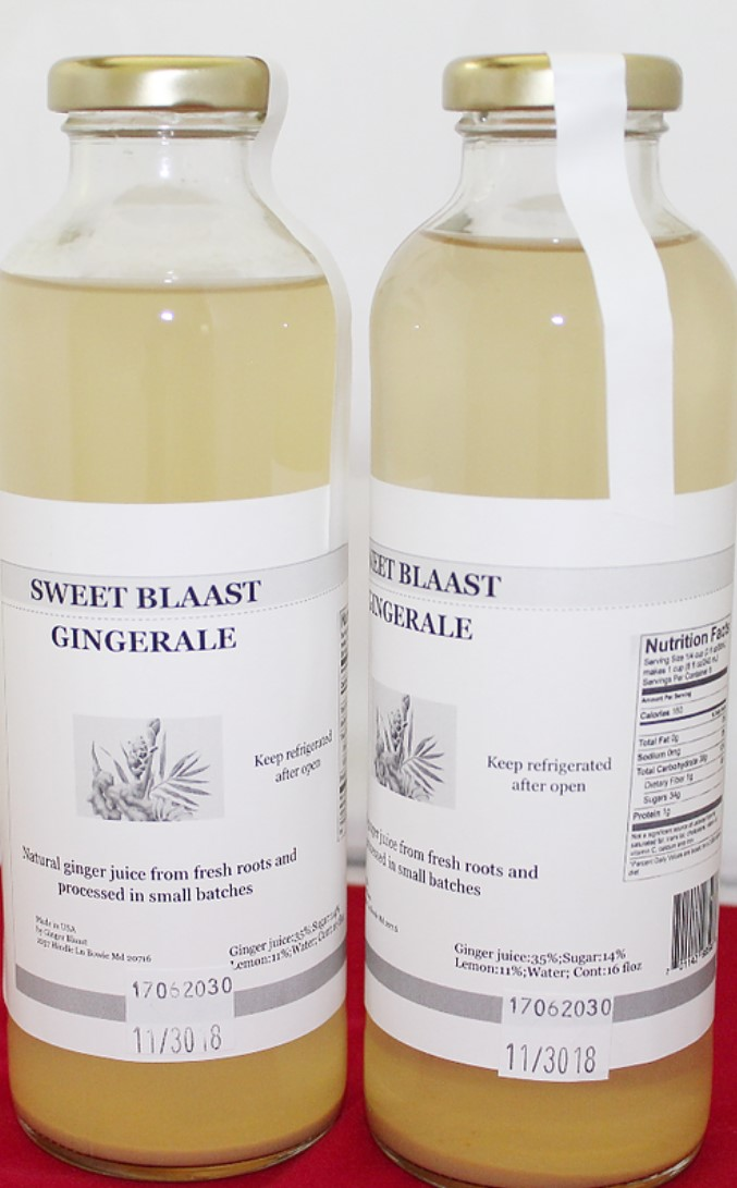 Ginger Blaast ginger-honey-blaast-gingerele Frequently Asked Questions